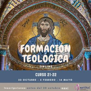 Nuevo curso de Formación teológica